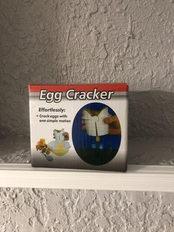 Прибор для разбивания яиц