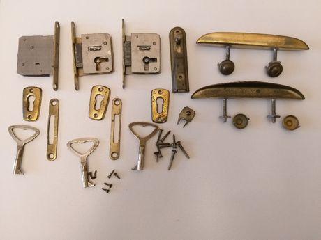Мебельная Фурнитура от шкафа ГДР Винтаж