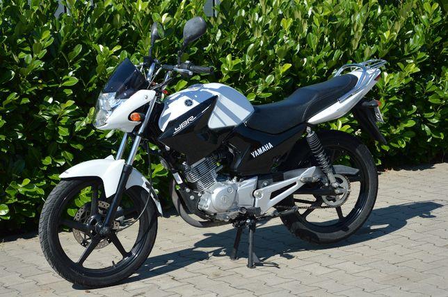 Yamaha YBR 125 KAT B Rok 2015, przebieg 6500 km
