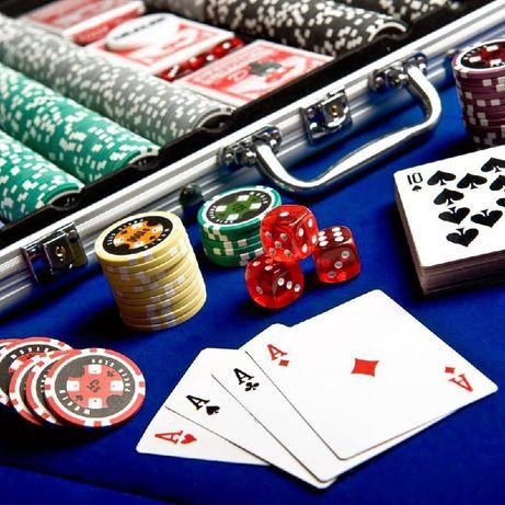 Игральные карты/казино/покер/фишки,жетоны,сукно