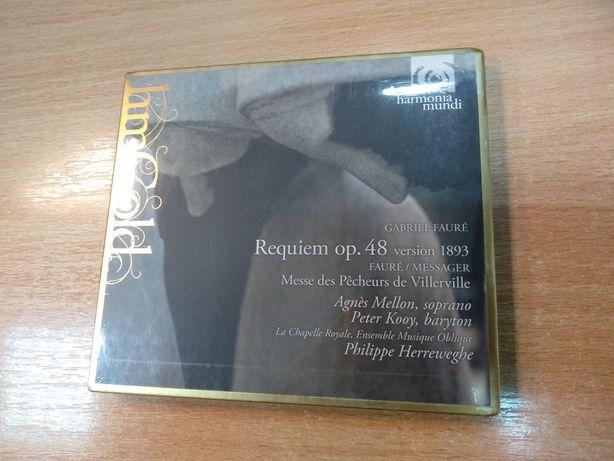 La Chapelle Royale - Faure: Requiem Op. 48 Agnes mellon nowa folia
