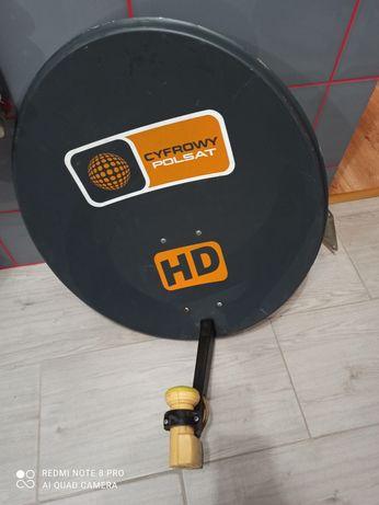 Talerz  Polsat HD