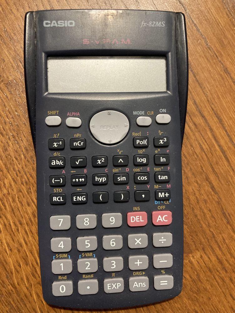 Calculadora Casio fx82-MS