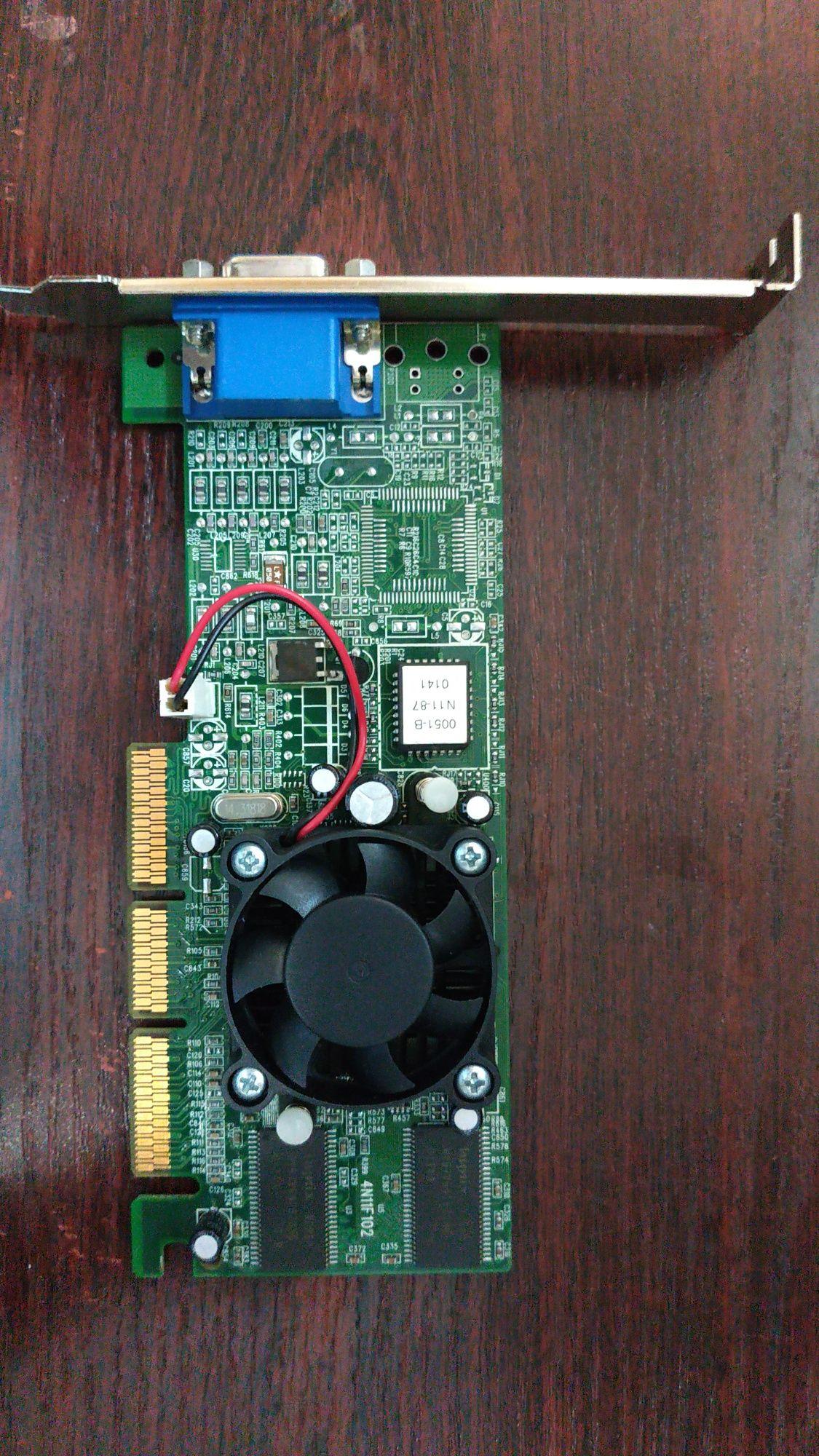Karta Graficzna GeForce 2 MX 200