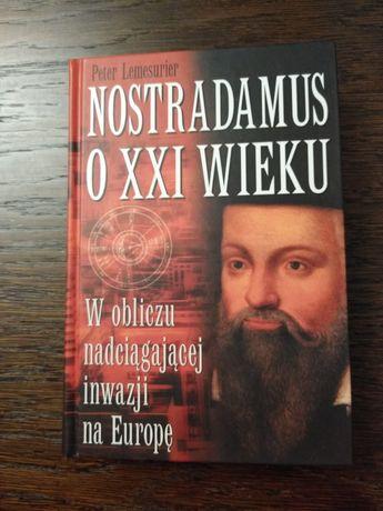 Nostradamus o XXI Wieku- Peter Lemesurier