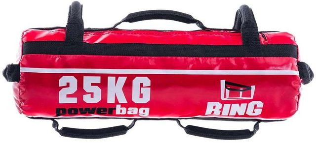 NOWY Powerbag torba obciążenie worek treningowy 25 KG RING