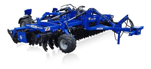 Brona Talerzowa Ciężka Hydraulic LandStal 4m 5m 6m Euro-Masz Agro-Lift