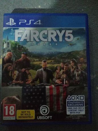 Far cry 5 usado em bom estado