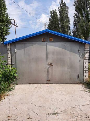 Продам гараж в Новомосковске