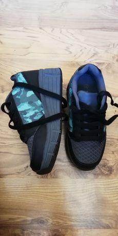 Buty z wyciagana rolka