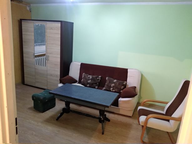 Wynajem mieszkania, 2 pokoje.
