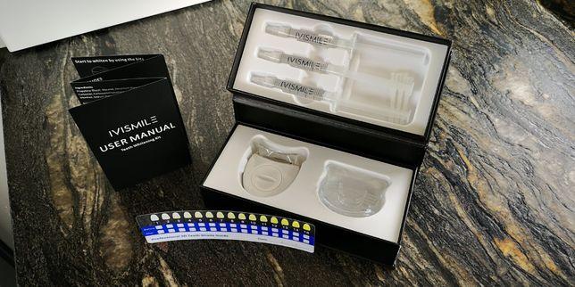 Zestaw do wybielania zębów LED Profesjonalny PL 24h