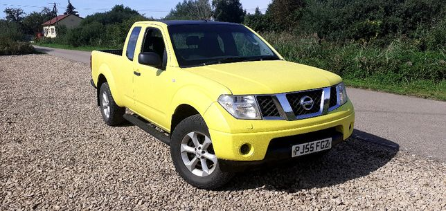 Nissan Navara 2.5 dci Off Road
