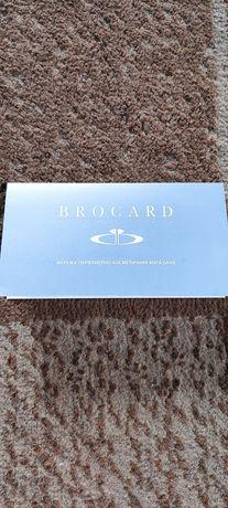 Сертификат Брокард подарочный