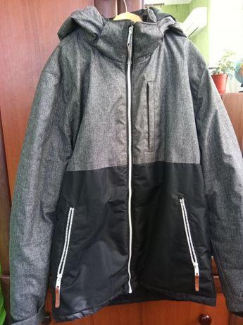 Куртка зимняя на рост 164