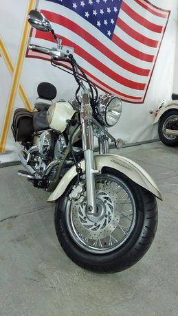 Yamaha dragstar 400cc идеальный только из Японии