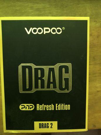 Pudełko po e papieros  DRAG 2 Kit z górą PnP