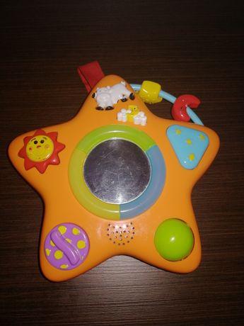 Smily Play zabawka edukacyjna, grająca, świecącą dla maluchów