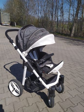 Wózek dziecięcy Bebetto Nico 2w1