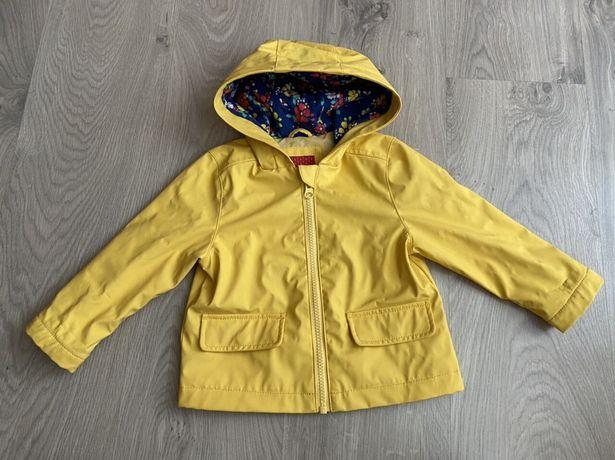 Курточка-дощовичок  для дівчинки 12-18місяців