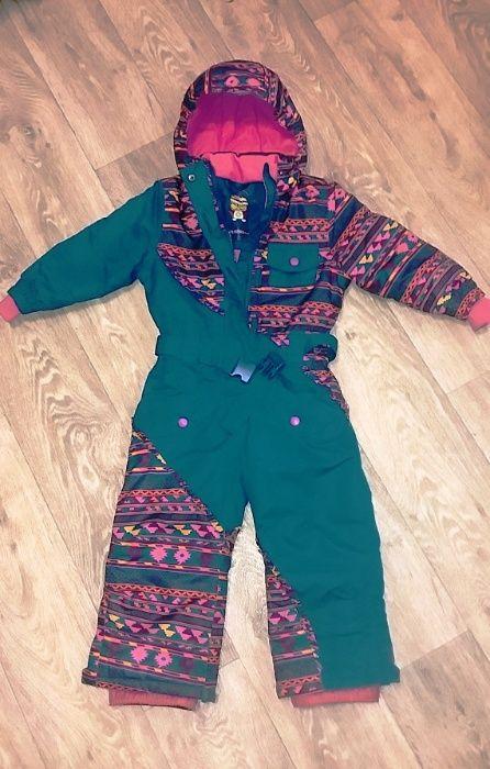 детский термокомбинезон для девочки Ахтырка - изображение 1