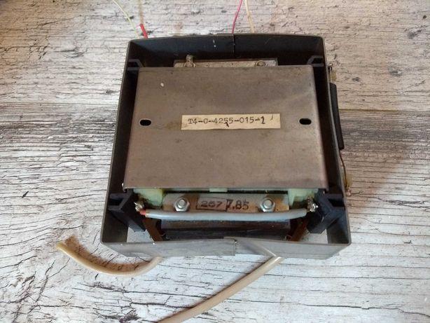 Transformator TS120/9 2x26V / 2,4A
