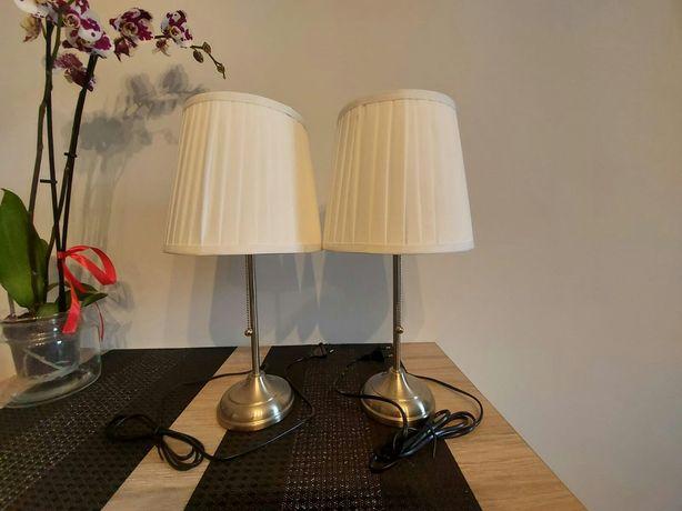 Dwie lampki nocne