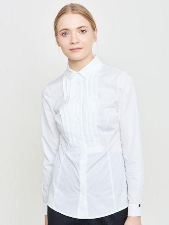 Biała koszula Simple 34/36 xs/s j.nowa od zara