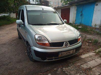 Renault Kango dci
