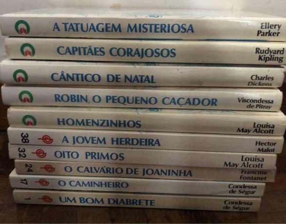 Livros juvenis - Clássicos