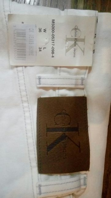 Spodnie Męskie Calvin Klein Jeans