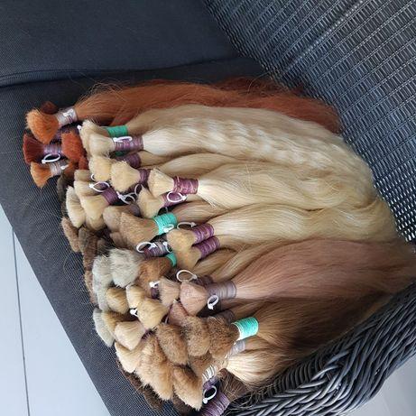 Продажа волос в срезах
