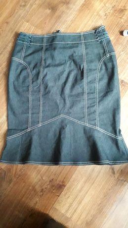 Spódnica jeansowa 40 L