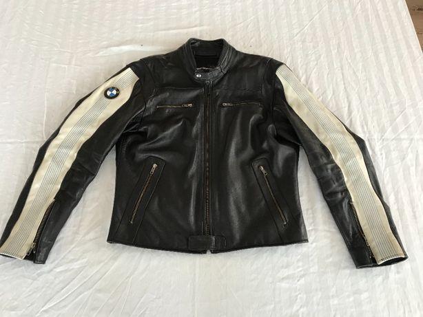 Кожаная мотокуртка BMW Motorrad размер M куртка motorsport alpina