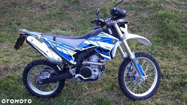 Yamaha WR Yamaha WR250R, RP 2008, przebieg 5350 km, świetny motocykl