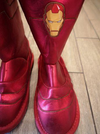 Buty Iron Mana, Iron Man, Marvel, Avengers roz.34