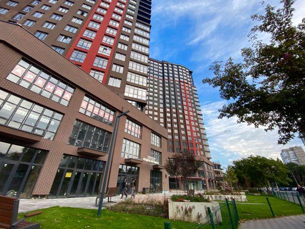 Двухкомнатная квартира (площадь Толбухина)