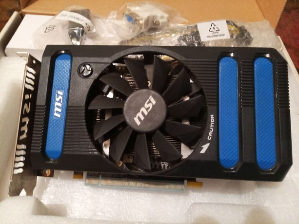 Видеокарта MSI Radeon HD7850