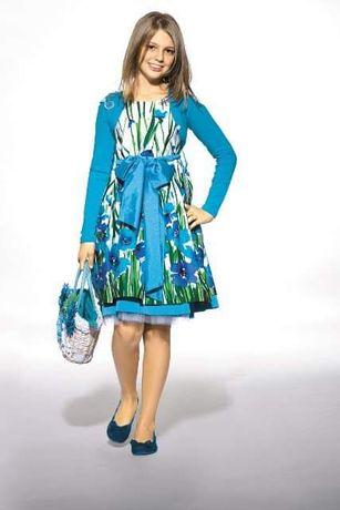 Prześliczna sukienka z kolekcji Wojcik 122