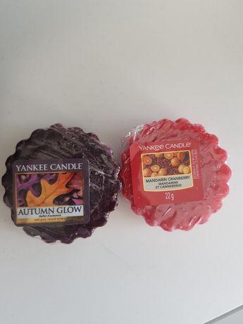 Wymienie  woski Yankee Candle np. Za czekolade :)