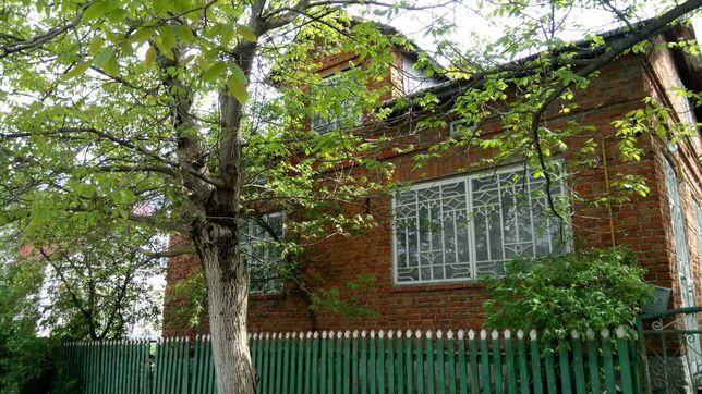 Продам житловий цегляний будинок 86м² із ділянкою 12,5 соток/ВЛАСНИК