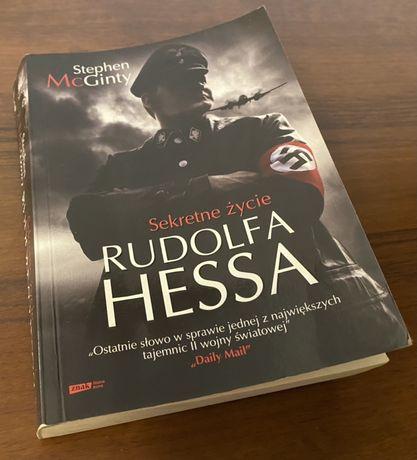 Sekretne życie Rudolfa Hessa / Stephen McGinty / Polecam