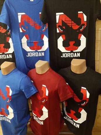 Спортивные мужские футболки