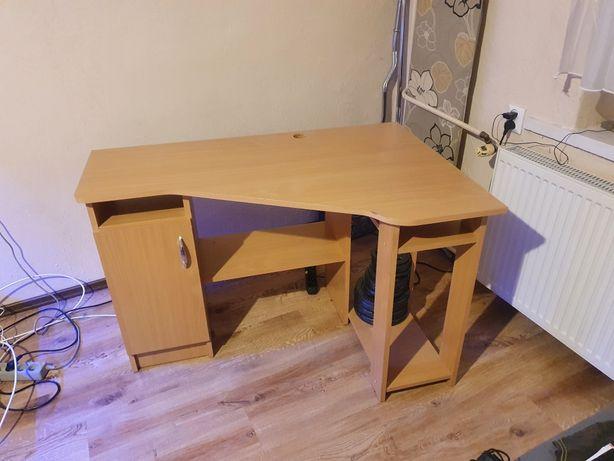 Biurko szkole z krzesłem obrotowym
