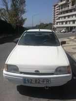 Vendo Ford Fiesta 1.8