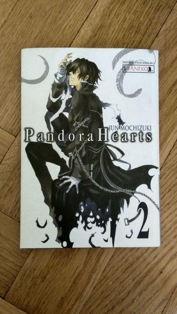 Manga Pandora Hearts tom 2