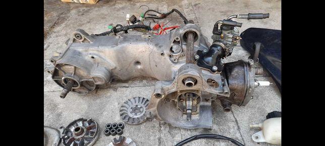 Motor Yamaha Aerox completo