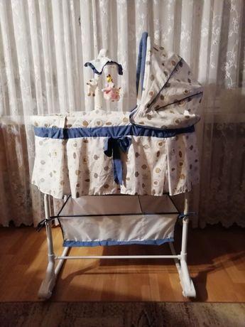 Kołyska niemowlęca Milly Mally