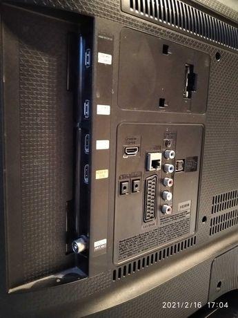 Telewizor Samsung 32cale z funkcją Smart. Brak dźwięku w telewizorze.