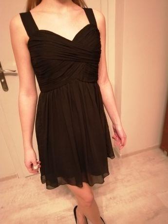 Czarna sukienka r 36